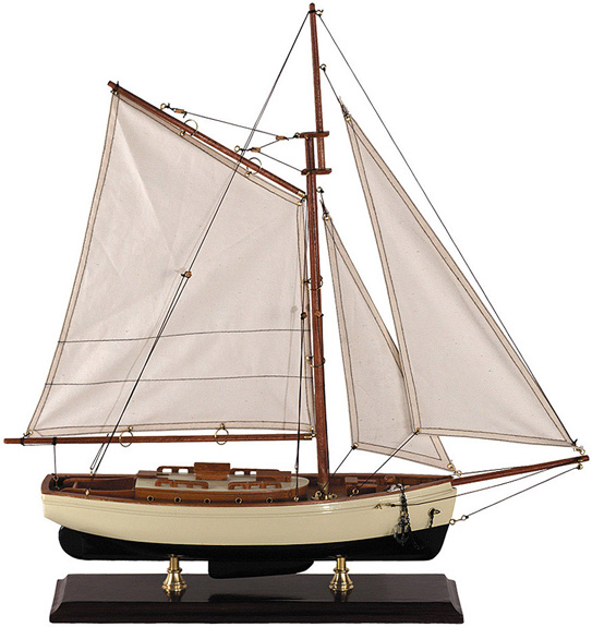 Classic 1930's Yacht - Small