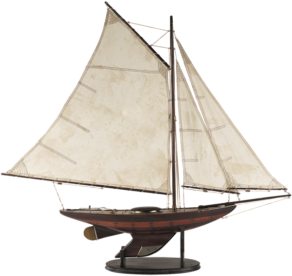 Yacht Ironsides - Small