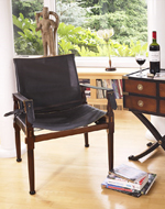 Campaign Chair - Compare Prices, Reviews and Buy at Nextag - Price