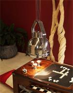 Main Hold Lamp