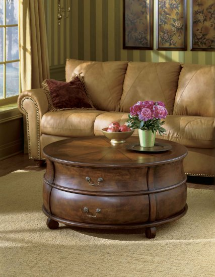 Antique Replica Coffee Table